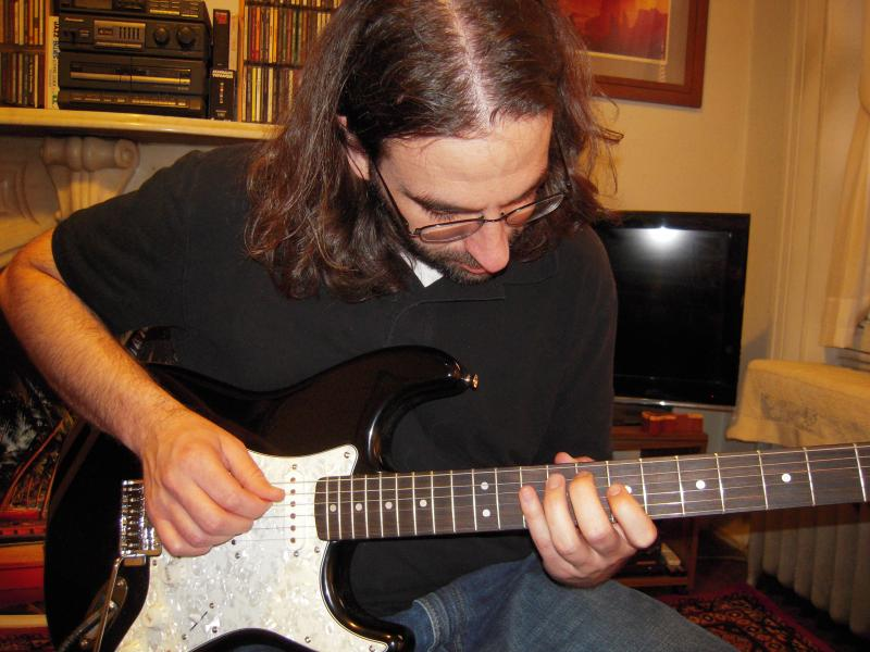 Beginner Guitar Lessons at Center City Philadelphia Guitar Lessons